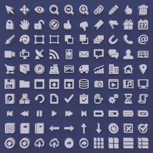 design icons model