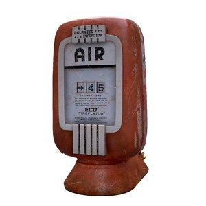 3D air pump