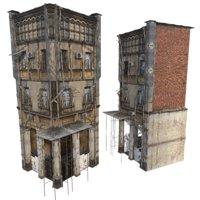 Photorealistic European Buildings 06