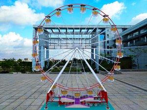 3D large playground equipment