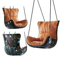 Leya Wingback Swing seat