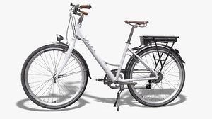 urban e-bike 3D