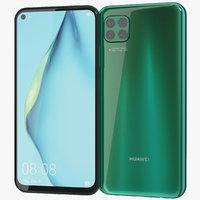 Huawei P40 Lite (Nova 7i) Crush Green