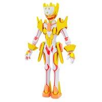 futuristic robot yellow
