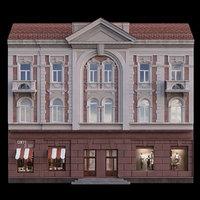 European Building facade 01