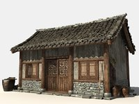 Chinese Old House 2