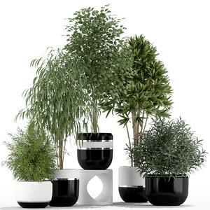 plants 230 3D