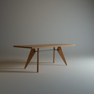 3D solvay table model