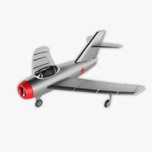 3D polyplane n01 lp1 planes model