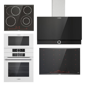 appliances bosch 3D