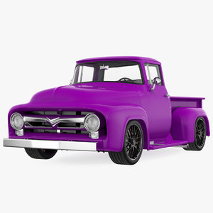3D old pickup tuned