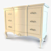 Classic Chest of drawers Giorgiocasa 1150C