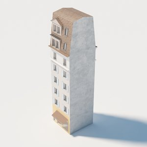 3D european building eu