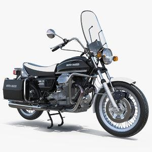 moto guzzi 850 t3 3D