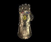 Thanos Infinity Gauntlet  Avengers Marvel