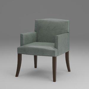 3D fairfield stafford occasional chair