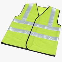 Yellow Hi Vis Safety Vest