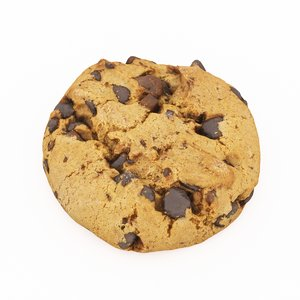 choco cookie 3D