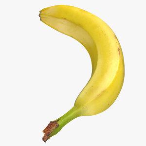 banana 03 3D model