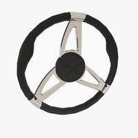 3D Carbon Steering Wheel