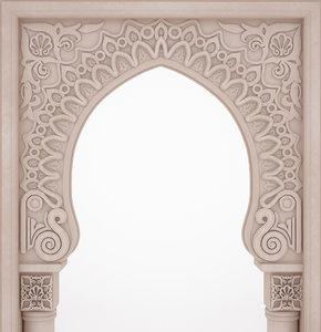 3D arch