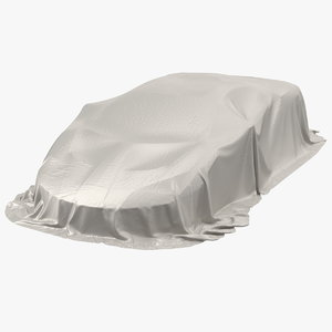 supercar cover protection car model
