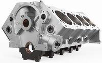 Engine Block V8