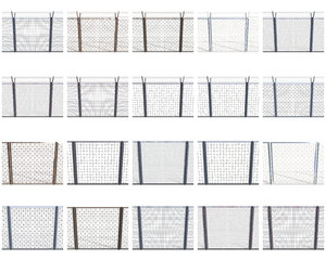 3D 20 fence pack