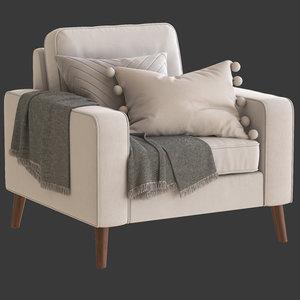 cult furniture madison armchair model