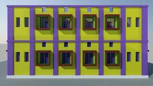 3D building
