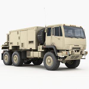 3D tpq-53 radar lockheed