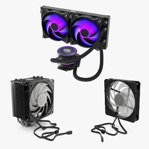 computer fans model