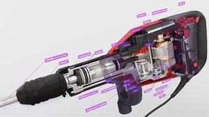 3D parts electric