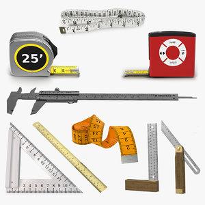3D measure tools 6 t