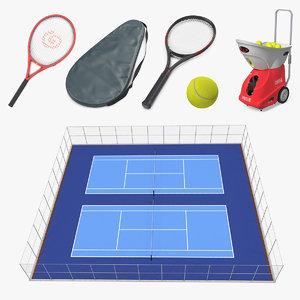 tennis 3 3D