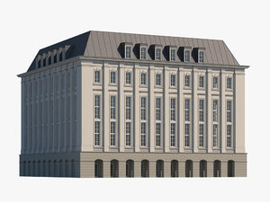 realistic 3D model