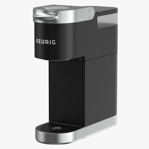 3D model keurig k mini