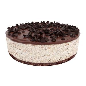 3D cake cheesecake