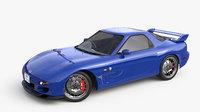 Mazda RX7 Spirit R