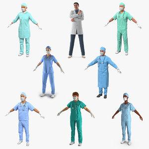 3D doctors 3 model