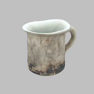 cup homemade 3D model