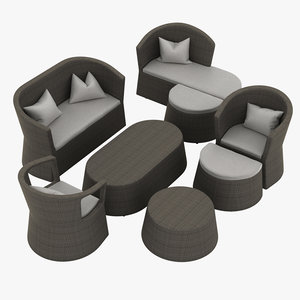 3D model furniture