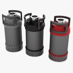 3D pump industrial