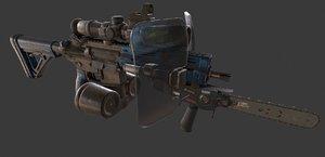 3D model redneck survival ar