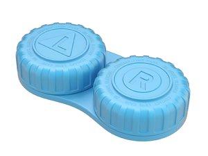 contact case lens 3D model