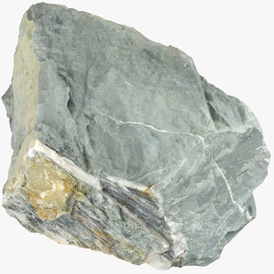 mountain rock 24 3D model