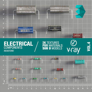electrical component model