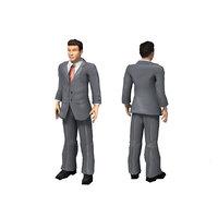 Office Man