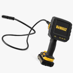 dewalt dct410n inspection camera model