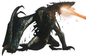 3D gogmazios monster hunter 4